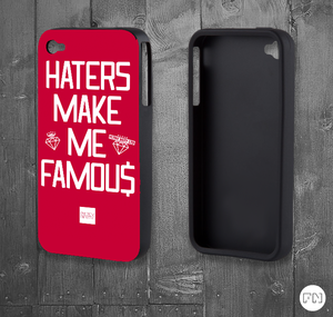 Image of Haters Make Me Famous - Phone Cover