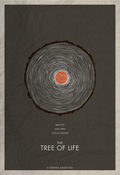 "Image of 2012 Best Picture Nominee ""The Tree of Life"" poster"