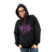 Image of SweatShirt Black and Violet (Old price 40)