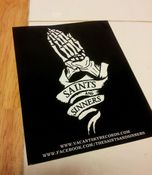 Image of Skeleton Hand Stickers