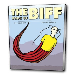 Image of The Book of Biff #4