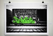 Image of RailBox Green