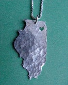 Image of Illinois State Necklace