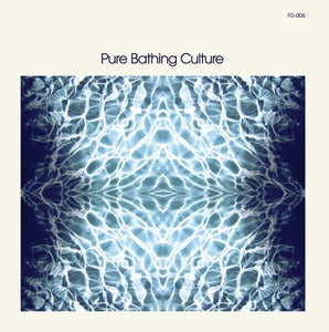 "Image of Pure Bathing Culture - S/T 12"" EP"