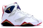 "Image of Air Jordan 7 Retro 2004 ""Olympic"""