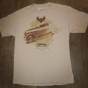 Image of Runnin Flat 1 TShirt