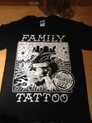 Image of Family Tattoo Shop Tee!