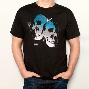Image of SARO Cyclops Skulls T-Shirt