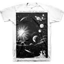 Image of WORLDS tee shirt