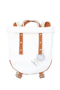 Image of Puuvillaneuloksinen reppu - Cotton jersey backpack