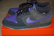 Image of Nike Dunk Low Purple