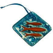 Image of Cornish Pilchard Small Hanging