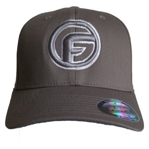 "Image of Ground Fighter ""The Icon"" Hat - Grey"