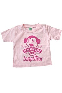 Image of Baby Groundworks Tee : Pink