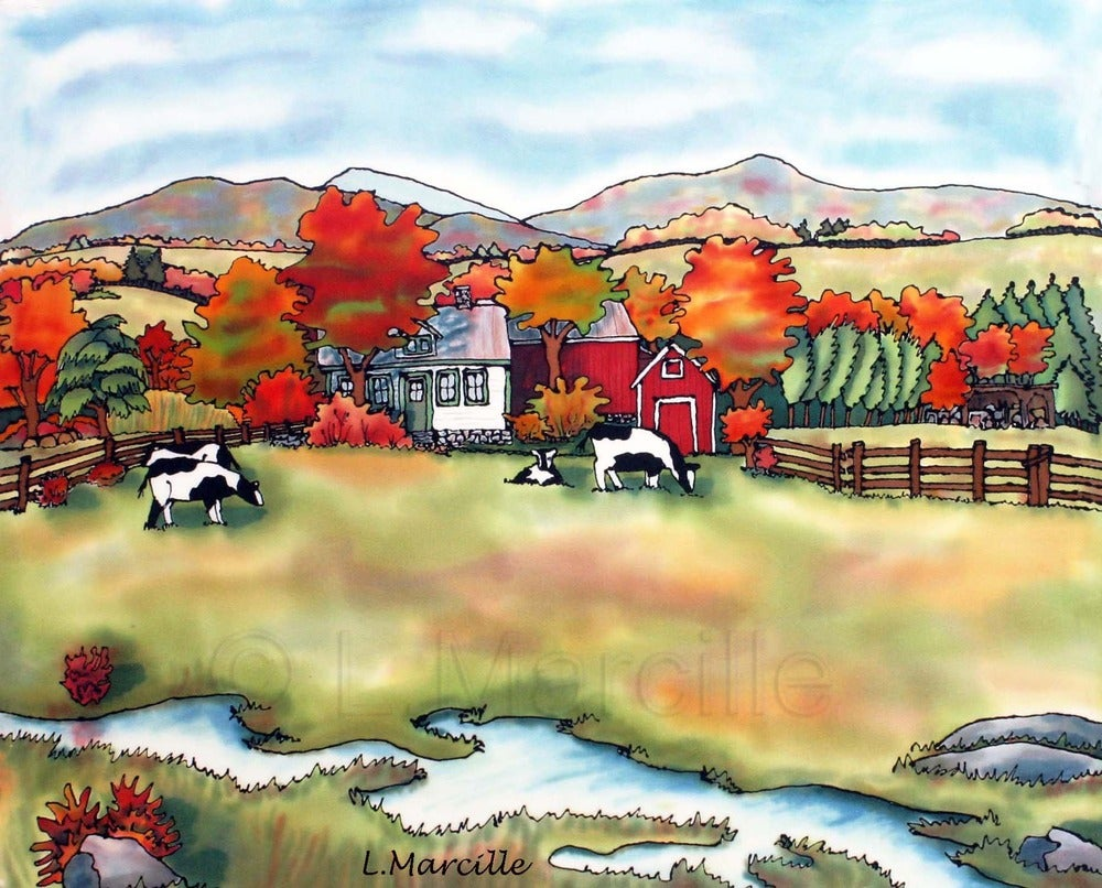 Image of Autumn Pasture