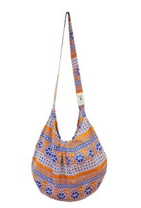Image of Tribal Sunset Hobo Bag