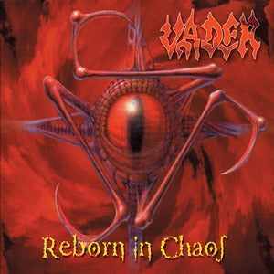 Image of Vader - Reborn In Chaos CD