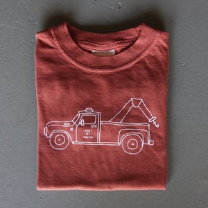 Image of Tow Truck Children's Tee