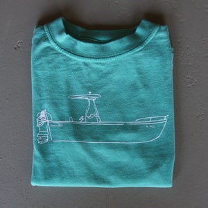 Image of Boat Ride Children's Tee