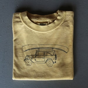 Image of Canoe Ride Children's Tee