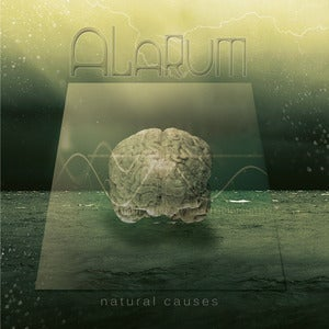 Image of Alarum - Natural Causes CD
