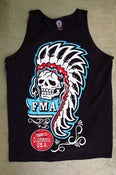 Image of FMA Headress Tank Top