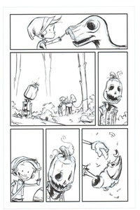 Image of Marvelous Land of Oz-Issue#2-page3