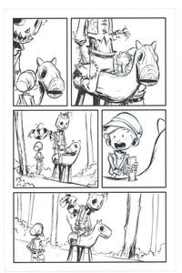 Image of Marvelous Land of Oz-Issue#2-Page7