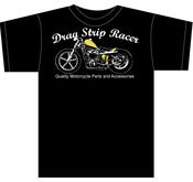 Image of Drag Strip Racer Triumph T-shirt