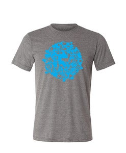 Image of HHH tee HEATHER GREY (NEW spring 2012)