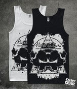 "Image of Tank Top ""Skull"""