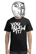 Image of The Blew It Shirt