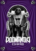 Image of Doomanoid Records Poster (design #2)