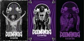 Image of Doomanoid Records Poster Collection