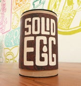 Image of Inkymole SOLID CHOCOLATE EGGS!