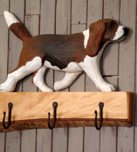 Image of Beagle Coat Rack