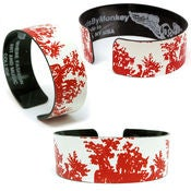 Image of Classic Pattern Band Bracelets