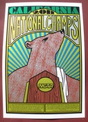 Image of CAL National Champs 2011 Poster