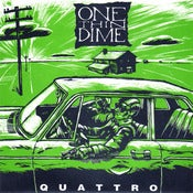 Image of ONE THIN DIME - Quatro (7&quot;)