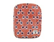 Image of Vintage Coral iPad Case