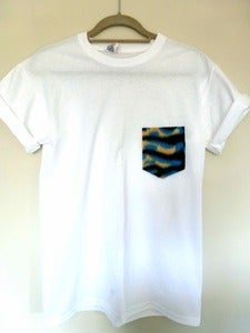Image of Tiger Pocket Effect Tshirt