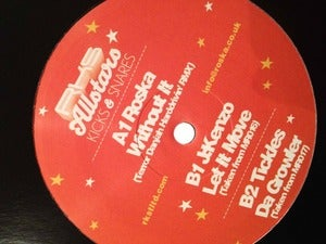 "Image of MR018 - RKS Allstars 2 12"" Vinyl"