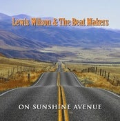 Image of Lewis Wilson & The Beat Makers 'On Sunshine Avenue'
