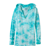 Image of prAna Julz Hoodies in Waterfall - on sale