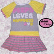 Image of **SOLD OUT** Peeps Love and Happiness Dress - Size 5T/6