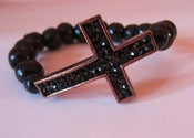 Image of Cross Beaded Bracelet