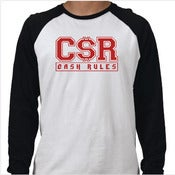 Image of Cash Rules Soft Ball Tee