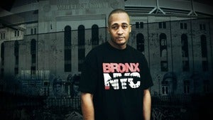 Image of 2520 Mens Bronx NYC T-Shirt (Black)