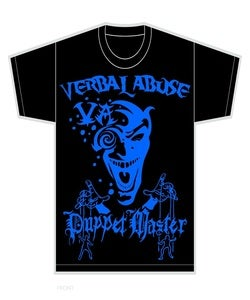 Image of NOW IN STOCK-Puppet Master shirts