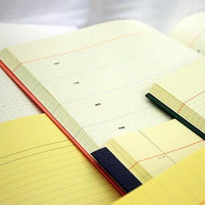 Image of Paperways Large Notebook Series